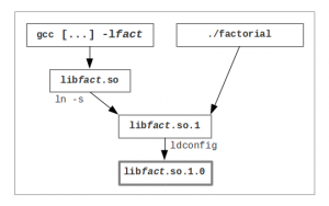 Dynamic library v. 1.0