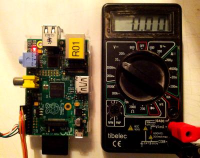 GPIO Raspberry Pi - 1