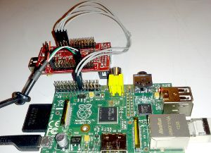 Raspberry Pi - STM32 - 01
