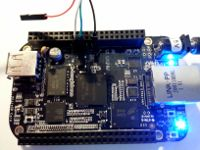 BeagleBone Black Serial Debug
