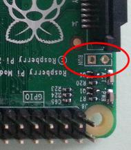 Reset sur Raspberry Pi modèle B+