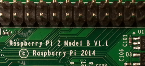 Raspberry Pi 2 Model B V1.1