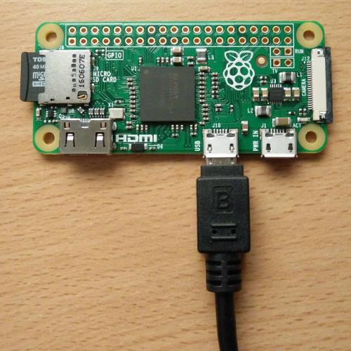 Pi Zero et USB-net