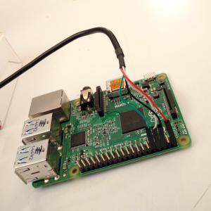 Raspberry Pi serial port