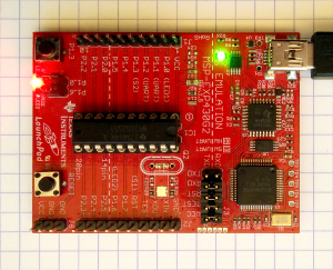 Launchpad MSP 430