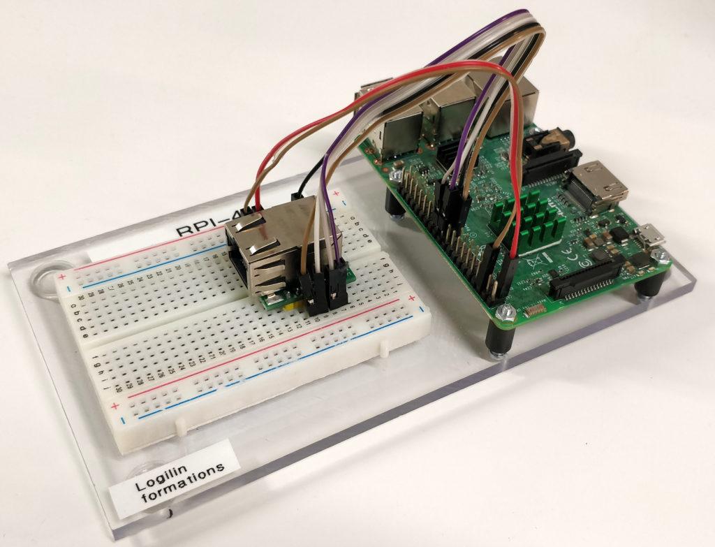 Module w5500 et Raspberry Pi 3